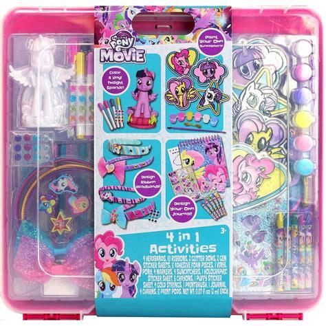 Set Disney Pony tara my pony 4 in 1 activity set crafts