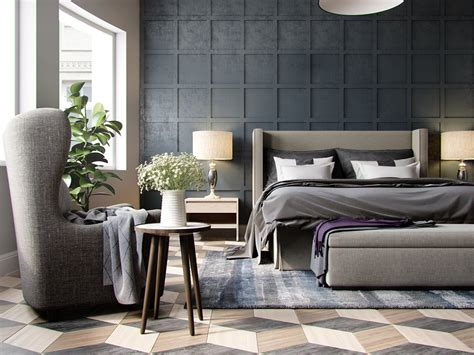 Classic Modern Bedroom Design by Bedrooms Are The Place To Experiment With A New
