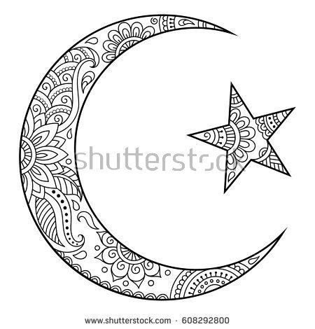 tattoos in islam religious islamic symbol of the and the crescent