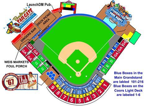 Stadium Seating by Angelsseatingchartcom Stadium Seating Chart