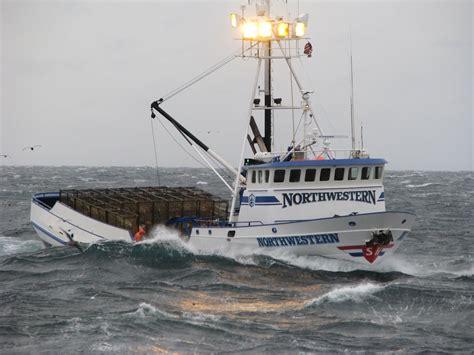 northwestern fishing boat jobs the boat f v northwestern