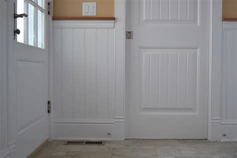 which wainscoting suits your room best sunlit spaces