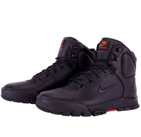 nike air boots nike acg air nevist 6 s boots leather ebay