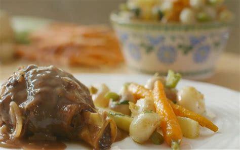 Berry Chicken Recipes Saturday Kitchen by Berry With Roasted Vegetables Recipe On Saturday