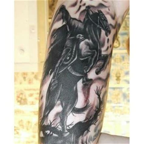 hollow leg tattoo 17 best images about sleepy hollow tattoos on