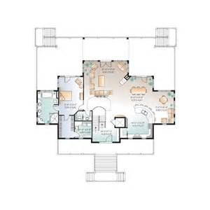 Vacation House Plans by Vacation House Plan Eurohouse