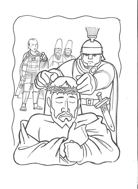 printable holy week coloring book 17 best images about lent holy week easter on pinterest
