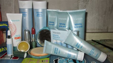 Scrub Muka Wardah review wardah lightening series recommended spicysugar