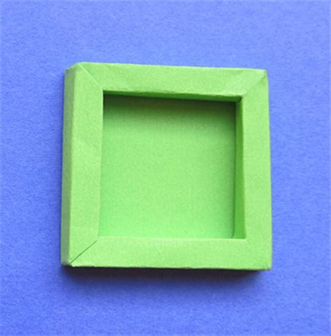 How To Make A Paper Shadow Box - how to make a shadow box a 3d frame from paper or