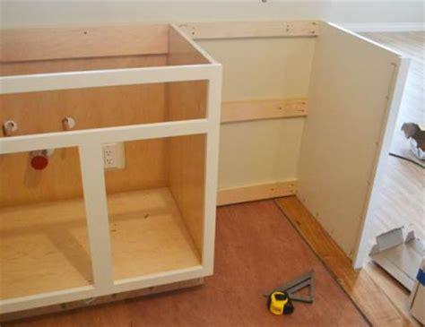 cabinet opening for dishwasher dishwasher end panel ana white