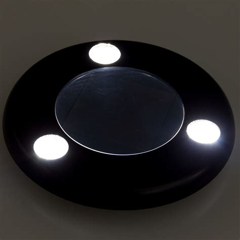 flat solar lights for driveway greenlighting stainless steel solar flat in ground