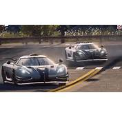 Koenigsegg One1 Gets Sideways In Need For Speed Rivals
