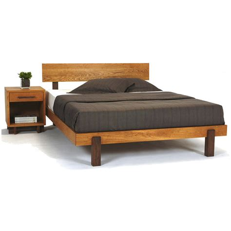 modern wood platform bed modern wood platform beds great image of wrought iron