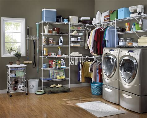 Closetmaid Utility Shelf Closetmaid 174 Wire Shelving Earns Certification For Indoor