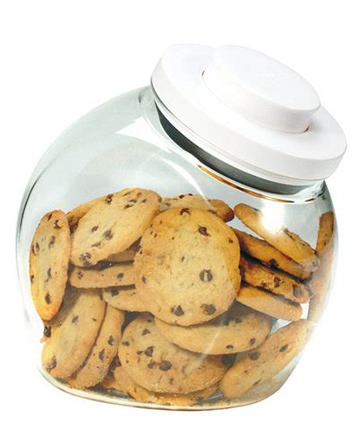 Airtight Kitchen Canisters Oxo Cookie Jar 3 Qt Pop Container Kitchen Gadgets