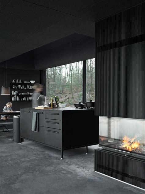 bold examples  monochromatic interiors contemporist