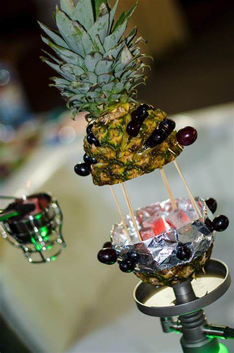 fruit hookah accessories for hookah hi tech club