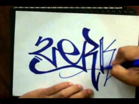 tag graffiti  zerk requested youtube