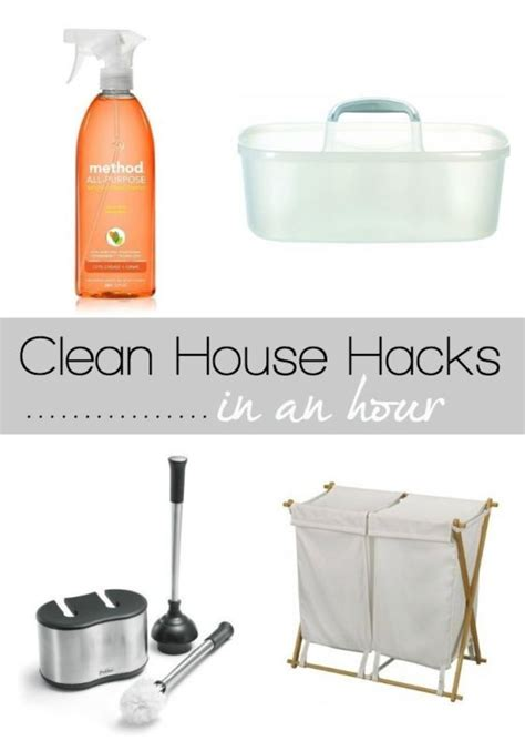 cleaning house hacks clean house hacks in an hour cleaning hacks house and