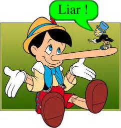 how to tell if someone is lying lies told by mouth and
