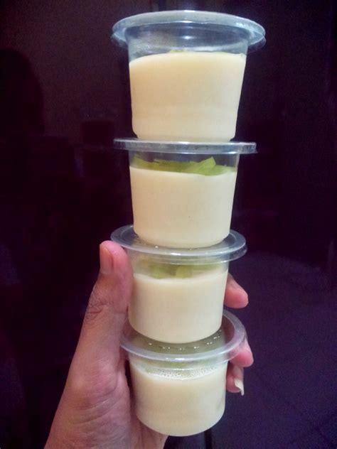 membuat puding puyo cara membuat silky pudding aka puding puyo chefhisyam