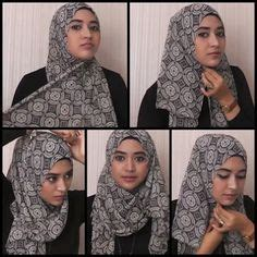 tutorial hijab wanita turki 1000 images about hijab fashion on pinterest hijabs