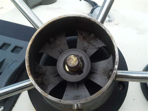 remove boat steering wheel steering wheel removal the hull truth boating and