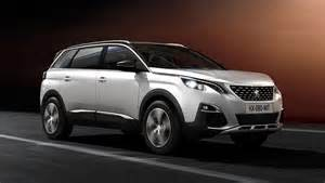 Suv Peugeot 2017 Peugeot 5008 Suv Revealed Car News Carsguide
