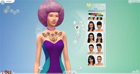 sims 4 cas sims 4 cas pictures to pin on pinterest pinsdaddy