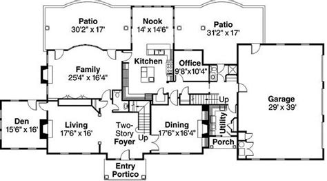 patio house plans patio home designs new at simple modern two bedroom house