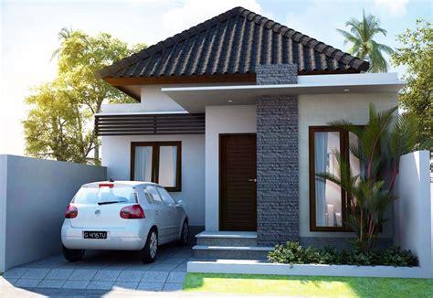 contoh rumah sederhana keren keren