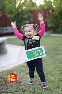 cute halloween costumes for 1 year old the toddler queen of halloween from flashdance to frida