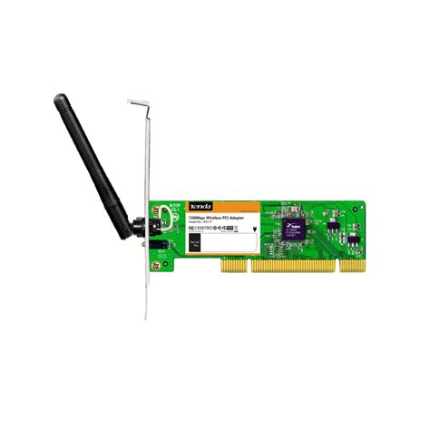 Tenda Networking tenda w311p wireless n150 pci adapter tenda all for better networking