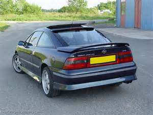 Vauxhall Calibra Turbo Opel Calibra Turbo Image 47
