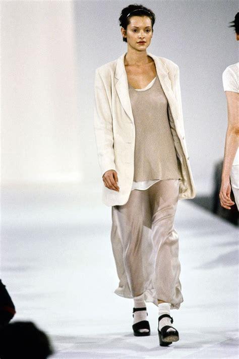Calvin Klein Collection Spring 1994 Ready to Wear Fashion