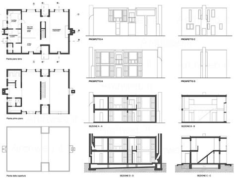 louis kahn floor plans esherick house kahn houses pinterest house plans