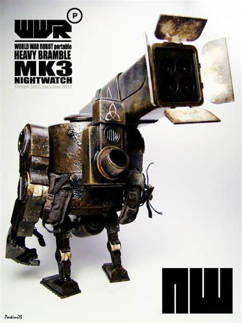Threea 3a Severed Robot 12 3a threea wwr nom nightwatch wwr heavy bramble mk 2 5 ajff 6 000 00 en mercado libre