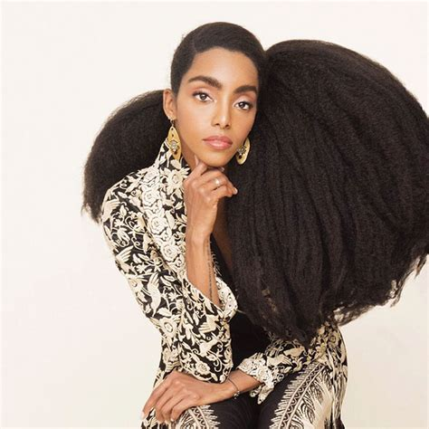 models wore their hair down in all natural style with neutral makeup these twin sisters were ashamed of their incredible hair