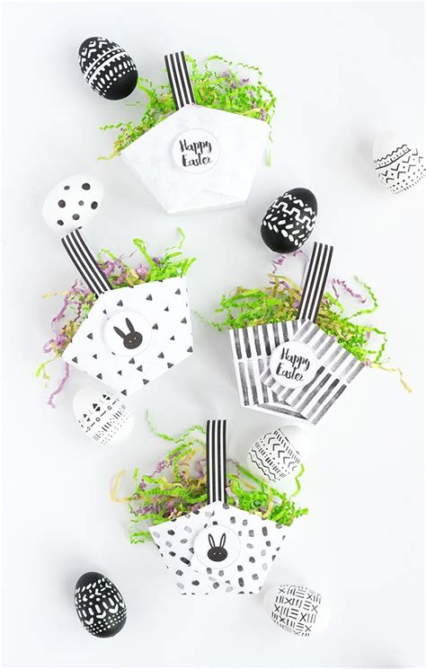 Easter Paper Crafts Free - 1000 images about boxes and bags on favor