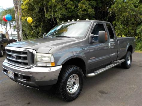 hilo ford 2003 ford f 350 duty xlt 4dr supercab 4wd lb in hilo