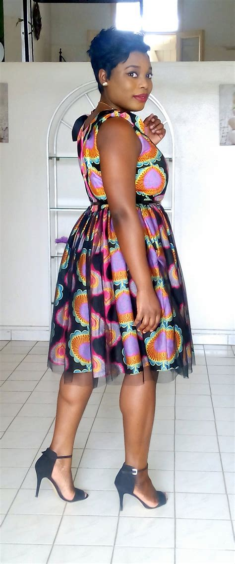african american sewing blogs vintage inspired dress with african wax fabric sewing