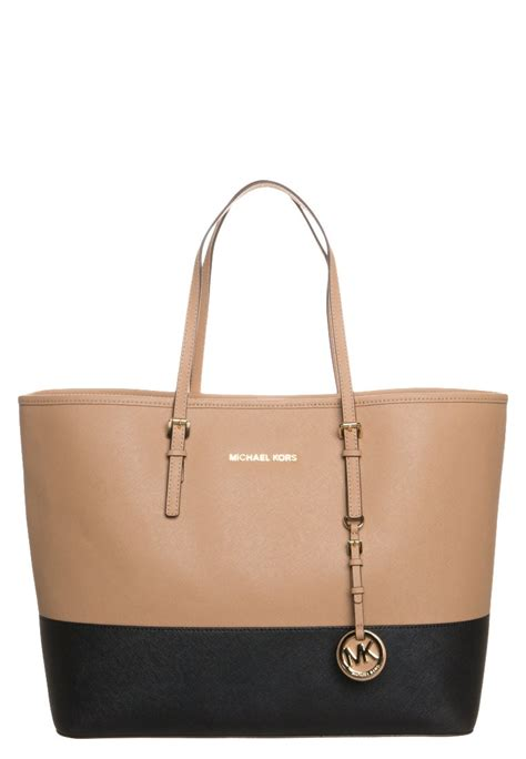 MICHAEL Michael Kors JET SET TRAVEL   Tote bag   suntan