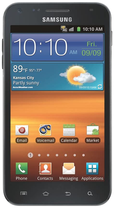samsung epic 4g touch amazon com samsung galaxy s ii epic touch 4g android