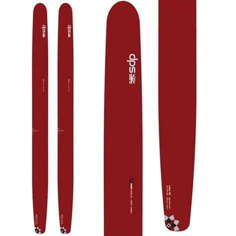 Dps Lotus Dps Lotus 138 Hybrid Skis 2013 Evo Outlet