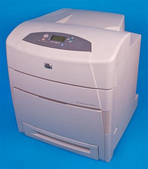 hp q3715a color laserjet 5550dn printer