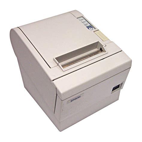 Adaptor Epson epson m129c tm t88iiip epos printer beige parallel