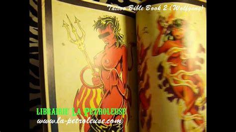 tattoo bible book 2 livre book tattoo bible book 2 wolfgang librairie la