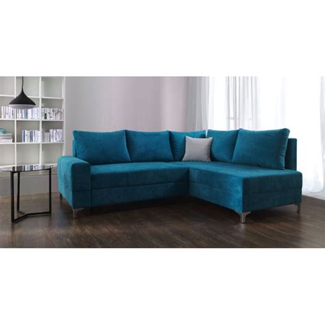 corner sleeper couch leon modern corner sofa bed sofas sena home furniture