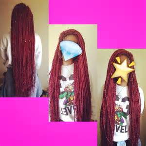 expression hair colors senegalese twist done with xpressions hair color bg