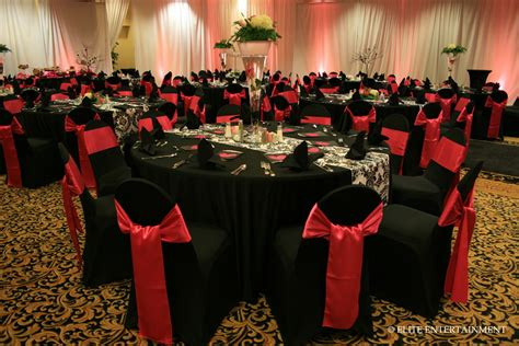 Red Dining Room Chair Covers walthall reception 11 5 11 002